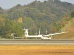 ナナオさんが、石見空港で撮影した日本法人所有 DG-500Mの航空フォト(写真)