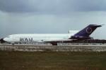 tassさんが、フォートローダーデール・ハリウッド国際空港で撮影したロイヤル・エアラインズ 727-217/Advの航空フォト(飛行機 写真・画像)