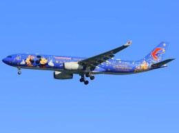 VICTER8929さんが、羽田空港で撮影した中国東方航空 A330-343Xの航空フォト(飛行機 写真・画像)