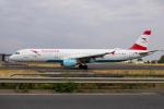 xingyeさんが、パリ シャルル・ド・ゴール国際空港で撮影したオーストリア航空 A321-211の航空フォト(写真)