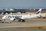 ちゃぽんさんが、関西国際空港で撮影したフィンエアー A350-941XWBの航空フォト(写真)