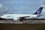 tassさんが、フォートローダーデール・ハリウッド国際空港で撮影したエアクラブ・インターナショナル A310-324の航空フォト(写真)