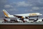 tassさんが、マイアミ国際空港で撮影したチャレンジ・エア・カーゴ 757-23APFの航空フォト(写真)