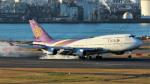 Ocean-Lightさんが、羽田空港で撮影したタイ国際航空 747-4D7の航空フォト(写真)