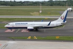 rjジジィさんが、デュッセルドルフ国際空港で撮影したオレンエア 737-85Pの航空フォト(写真)
