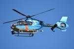 SKY☆101さんが、福岡空港で撮影した福岡県警察 EC135P2+の航空フォト(写真)