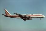 tassさんが、マイアミ国際空港で撮影したカリッタ エア DC-8-55CF Jet Traderの航空フォト(飛行機 写真・画像)