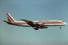 tassさんが、マイアミ国際空港で撮影したカリッタ エア DC-8-55CF Jet Traderの航空フォト(写真)
