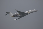 Tomochanさんが、成田国際空港で撮影したウェルズ・ファーゴ・バンク・ノースウェスト Gulfstream G650 (G-VI)の航空フォト(写真)