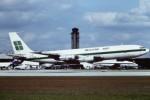 tassさんが、マイアミ国際空港で撮影したミリオン・エア 707-321Cの航空フォト(写真)