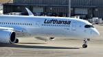 Ocean-Lightさんが、羽田空港で撮影したルフトハンザドイツ航空 A350-941XWBの航空フォト(写真)