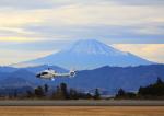 タミーさんが、静岡空港で撮影したユーロヘリ EC130B4の航空フォト(写真)