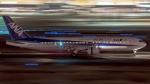 Cozy Gotoさんが、羽田空港で撮影した全日空 767-381の航空フォト(写真)