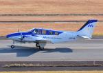 じーく。さんが、大分空港で撮影した本田航空 58 Baronの航空フォト(飛行機 写真・画像)
