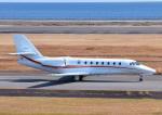 じーく。さんが、大分空港で撮影した朝日航洋 680 Citation Sovereignの航空フォト(写真)