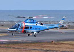 じーく。さんが、大分空港で撮影した大分県警察 A109E Powerの航空フォト(写真)