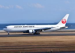 じーく。さんが、大分空港で撮影した日本航空 767-346/ERの航空フォト(写真)