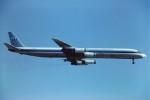 tassさんが、ツーソン国際空港で撮影したエア・トランスポート・インターナショナル DC-8-63(F)の航空フォト(飛行機 写真・画像)