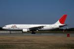 Gambardierさんが、伊丹空港で撮影した日本航空 A300B4-622Rの航空フォト(写真)