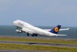 STAR TEAMさんが、中部国際空港で撮影したルフトハンザドイツ航空 747-430の航空フォト(写真)
