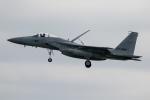 チャッピー・シミズさんが、那覇空港で撮影した航空自衛隊 F-15J Eagleの航空フォト(写真)