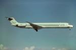 tassさんが、マイアミ国際空港で撮影したアンティリアン・エアラインズ MD-82 (DC-9-82)の航空フォト(写真)