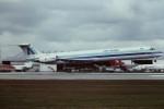 tassさんが、マイアミ国際空港で撮影したエア・アルバ MD-88の航空フォト(写真)