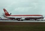 tassさんが、マイアミ国際空港で撮影したLTU国際航空 MD-11の航空フォト(飛行機 写真・画像)