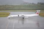 kumagorouさんが、新石垣空港で撮影した琉球エアーコミューター DHC-8-402Q Dash 8 Combiの航空フォト(飛行機 写真・画像)