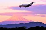 yoshibouさんが、静岡空港で撮影した岡山航空 510 Citation Mustangの航空フォト(写真)