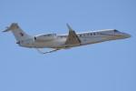 シュウさんが、成田国際空港で撮影した東方公務航空 EMB-135BJ Legacy 650の航空フォト(写真)