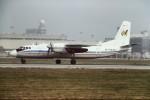 tassさんが、北京首都国際空港で撮影した長安航空 Y-7-100の航空フォト(飛行機 写真・画像)