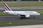 rjジジィさんが、デュッセルドルフ国際空港で撮影したエールフランス航空 A318-111の航空フォト(写真)