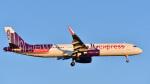 パンダさんが、成田国際空港で撮影した香港エクスプレス A321-231の航空フォト(飛行機 写真・画像)