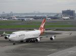 SKY☆MOTOさんが、羽田空港で撮影したカンタス航空 747-438/ERの航空フォト(写真)