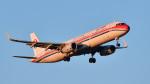 パンダさんが、成田国際空港で撮影した中国東方航空 A321-231の航空フォト(写真)