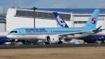 パンダさんが、成田国際空港で撮影した大韓航空 BD-500-1A11 CSeries CS300の航空フォト(写真)