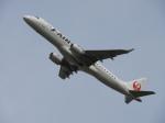 SKY☆MOTOさんが、仙台空港で撮影したジェイ・エア ERJ-190-100(ERJ-190STD)の航空フォト(写真)