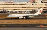 ハム太郎。さんが、羽田空港で撮影した中国国際航空 A330-243の航空フォト(写真)