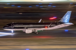 Cozy Gotoさんが、羽田空港で撮影したスターフライヤー A320-214の航空フォト(写真)