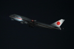 JA1118Dさんが、羽田空港で撮影した航空自衛隊 747-47Cの航空フォト(写真)