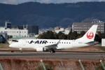 T.Sazenさんが、伊丹空港で撮影したジェイ・エア ERJ-170-100 (ERJ-170STD)の航空フォト(飛行機 写真・画像)