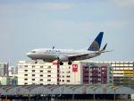 まいけるさんが、福岡空港で撮影したユナイテッド航空 737-724の航空フォト(写真)