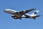 saoya_saodakeさんが、成田国際空港で撮影したマレーシア航空 A380-841の航空フォト(写真)