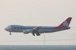 おぺちゃんさんが、関西国際空港で撮影したカーゴルクス 747-8R7F/SCDの航空フォト(写真)