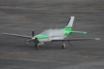 コギモニさんが、名古屋飛行場で撮影した日本法人所有 PA-46-350P Malibu Mirageの航空フォト(写真)