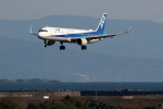 GNPさんが、高知空港で撮影した全日空 A321-211の航空フォト(写真)