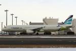 セブンさんが、新千歳空港で撮影したエアプサン A321-231の航空フォト(写真)