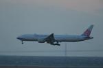 おぺちゃんさんが、関西国際空港で撮影したチャイナエアライン 777-36N/ERの航空フォト(写真)