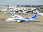 SKY☆MOTOさんが、中部国際空港で撮影した全日空 737-8ALの航空フォト(写真)